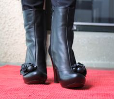 Boots by Chie Mihara