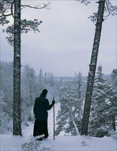Valamo Monastery – Winter at Valaam