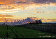 RailPictures.Net Photo: 60009 British Railways Steam 4-6-2 at Ely, United Kingdom by Carlos Ferran