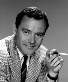 Jack Lemmon, the best actor who has ever lived.  I wish he were still alive and 40 years old.