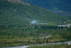 Поезд Лабытнанги-Воркута