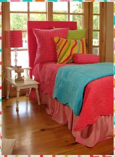 girls designer bedding, beds sets for teenagers, teen bed, teen girl bed sets, bright colors teen bedding, girl bedroom designs, twen bedding, teens bed room, teenage room ideas