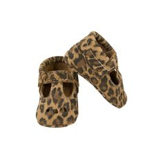 67148888cffb Teskey's Saddle Shop: Freshly Picked, Mary Jane Leopard Moccasin. Baby  Leopard ...