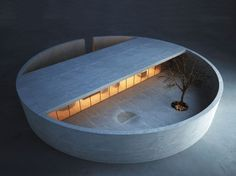 The Ring House by MZ Architects, Saudi Arabia