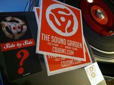 Record Store Day MC5/Melvins split 7″ red vinyl…