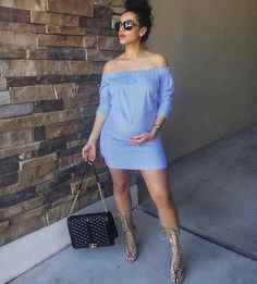 New baby bump style shoes Ideas Cute Maternity Outfits, Stylish Maternity, Maternity Wear, Maternity Dresses, Maternity Fashion, Pregnancy Fashion, Pregnant Outfits, Clothes For Pregnant Women, Maternity Styles