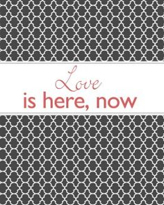 Love quatrefoil printable - savedbylovecreations.com