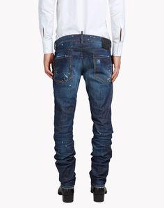 Dsquared2 jeans jacke schwarz