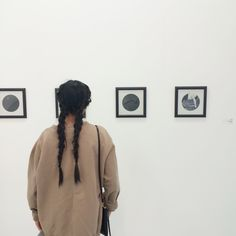 "urthify: "" braids & art museums! tumblr 