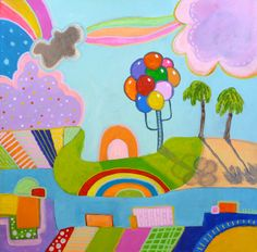 Bubble Gumball Tree, Mary Robertson