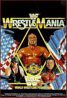 WWE WrestleMania [Amiga, Amstrad CPC, Atari St, Commodore 64, DOS and ZX Spectrum]