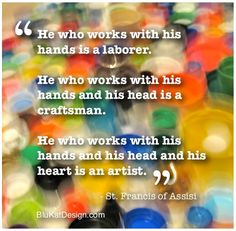 great quote about artists