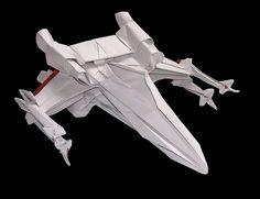 L'univers Star Wars en Origami !