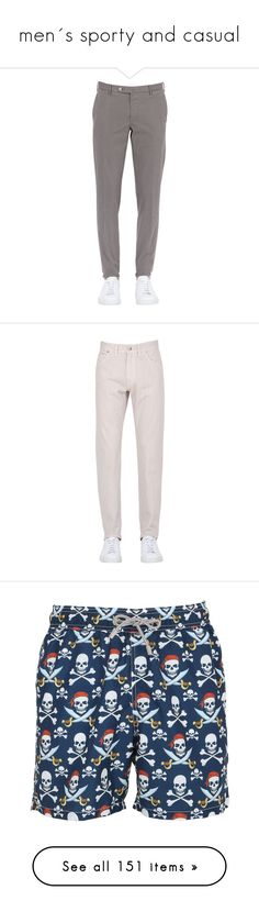 """men´s sporty and casual"" by periquera ❤ liked on Polyvore featuring men's fashion, men's clothing, black, mens clothing, men's apparel, grey, slim fit mens clothing, organic cotton men's clothing, men's jeans and beige"