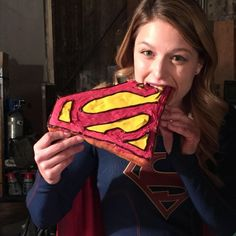 Supergirl is a GO officially on CBS with Melissa Benoist.