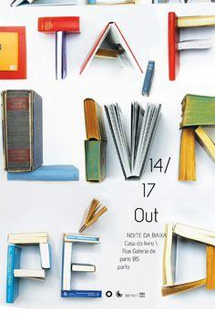 by catarina dantas - typo/graphic posters Type Design, Book Design, Design Art, Print Design, Material Design, Typographic Poster, Typography Logo, Typography Design, Book Posters