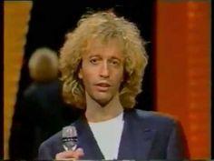 "Robin Gibb - ""Like A Fool"" (Live TV) HQ Video"