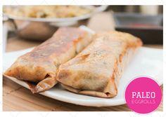 Guest Post: Paleo Eggrolls - Paleo Recipes, Gluten-free Recipes and Grain-free Recipes #paleo #recipe #glutenfree