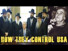 The Most Powerful Jews in the United States (They Control America) ✪ Blo...