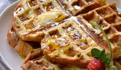 Waffled French Toast Is the Future of Breakfast | Babble