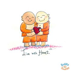 Today's Doodle: Live with Heart