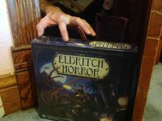 Eldritch Horror Giveaway