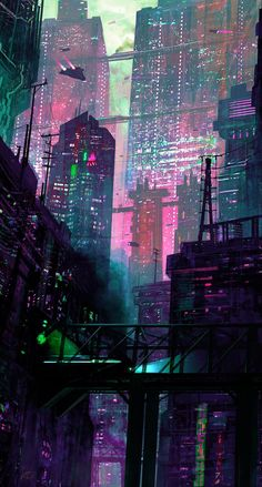Unknown author 1 The simple truth is it might be smart Cyberpunk City, Cyberpunk Kunst, Cyberpunk Aesthetic, Futuristic City, City Aesthetic, Cyberpunk 2077, Cyberpunk Fashion, Cyberpunk Tattoo, Cyberpunk Games