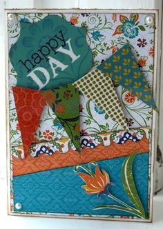DCWV Diary: March: Stack-a-holic Template Challenge