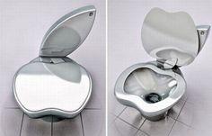 Apple Toilet FTW
