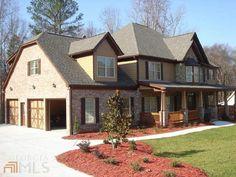 dream home in Lawrenceville Georgia