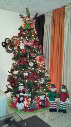 Navidad Xmas, Christmas Tree, Holiday Decor, Party Ideas, Home Decor, Christmas, Teal Christmas Tree, Homemade Home Decor, Navidad
