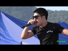 20151005 KIM JAEJOONG Ground Forces Festival  Running in the sky