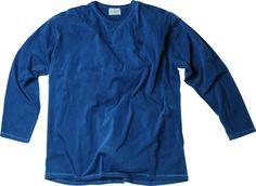 [img-9054-left-thickbox_default] Tee - shirt Allsize pour homme fort composé de 100 % Coton Manches Longues avec logo Col Rond Allsize vous propose ce tee-shirt dédié au hommes qui ont des formes du L au 8 XL