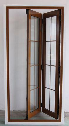 accordian doors | ... Grain Folding Door (CS-AD002) - China Aluminum Window, Aluminum Door