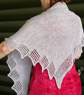Ravelry: Bella Shawl pattern by JumperCables