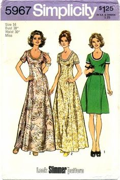 Simplicity Pattern# 5967 - Google Search