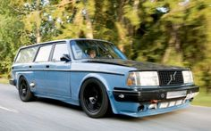 They draw real car guys like moths to a flame. And this 1981 Volvo 245 wagon is living proof that we all love something out of the ordinary. Volvo 740, Volvo Wagon, Volvo Cars, Ford Motor Company, Benz, Audi, Station Wagon, Car Manufacturers, Cars And Motorcycles