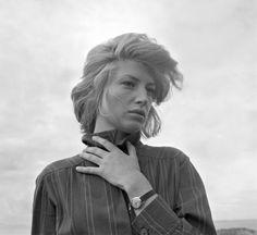 Monica Vitti in 'L'avventura' - Foto di Enrico Appetito