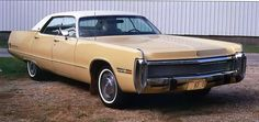 Imperial Crown Imperial 4dr HT