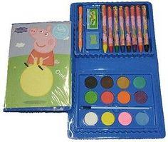 Estuche maletin Peppa Pig por 4.40 euros