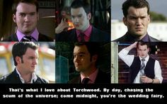 Ianto the wedding fairy :)