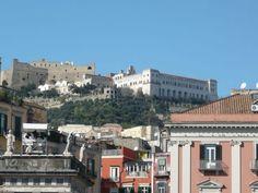 Castel Sant' Elmo and Castello la Certosa di San Martino (on the right)