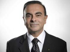 Carlos Ghosn - Presidente Mundial da Renault-Nissan.