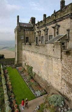 Stirling Castle Stirling, Scotland