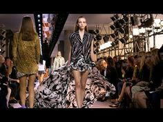Roberto Cavalli | Spring Summer 2016 Full Fashion Show | Exclusive - YouTube