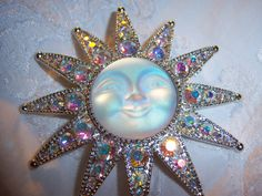 kirks folly jewelry | RESERVERED FOR luvmylhasa.....Large Kirks Folly Silver Star Seaview ...
