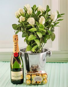 NetGifts is South Africa's largest sameday gift & gifting delivery service. Buy White Roses, Moet, Ice Bucket And Chocs online today. Flowers For You, White Roses, Decorating Your Home, Flower Ideas, Bucket, Happy Birthday, Gifts, Wedding Ideas, Rose Buds