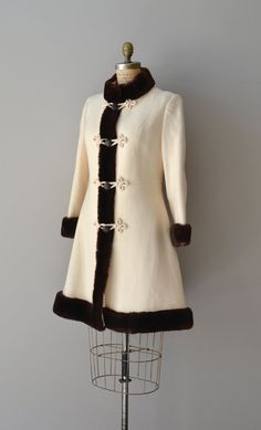 Tsarevna wool coat / cream wool 1960s coat / 60s russian princess coat  Ask a Question $148.00 USD Only 1 available Overview Vintage item fr...