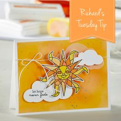 Richard's Tuesday Tip: Multi-Color Background