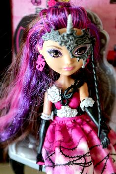 Ever After High Thronecoming Dolls: Briar Beauty - MomDot